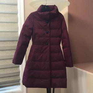 Super cute Kate Spade crystal down coat
